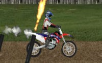 Daredevil Joe Moto X Superstar