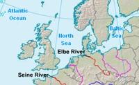 Europas floder spel